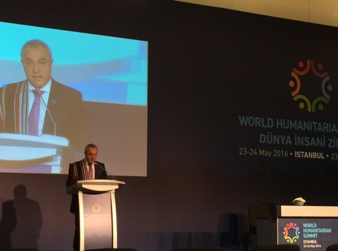 Day 2 - World Humanitarian Summit 2016